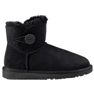 UGG women's mini bailey button winter boots